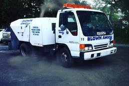 Blown Away Power Sweeping