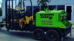 Blown Away Commercial Pothole Repair Services
