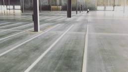 Blown Away Commercial Striping Services