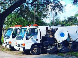 Blown Away Commercial Power Sweeping Services